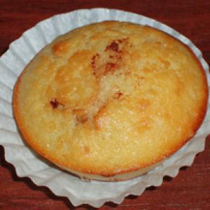 Muffin noisette en poudre