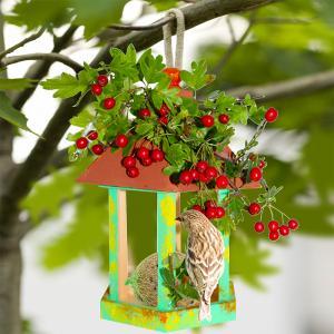 Nichoir nature pour les oiseaux