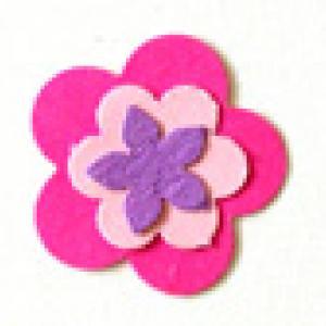 fleur scrapbooking