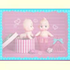 imprimer du papier a lettre avec bebes