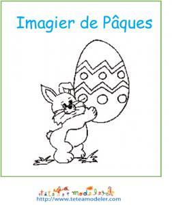 Imagier de Pâques
