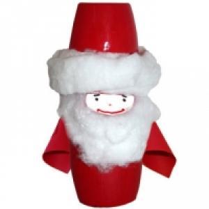 Petit Père Noël dessert lacté