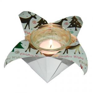photophore en origami