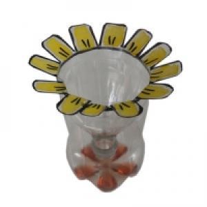 Fleur Piège à guêpe en plastique