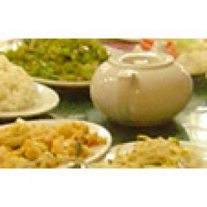 Plat cuisine chinoise