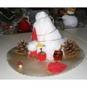 Composition des lutins de Noël