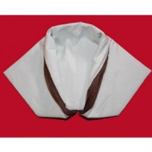Pliage de serviette Kimono