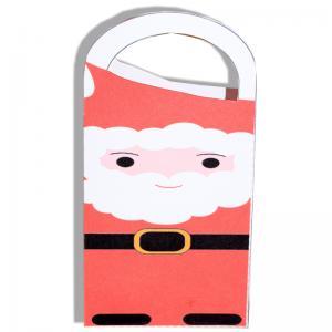 Pochette cadeau Père de Noël