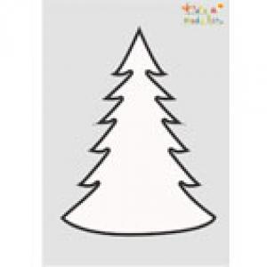 Pochoir Pere Noel.Les Pochoirs De Noël à Imprimer