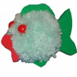 Pompon poisson