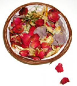 Fleurs séchées pour pot-pourri