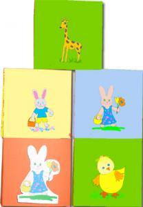 Fabriquer un jeu d'équilibre et de cubes pour bébé ré;aliser avec les emballages