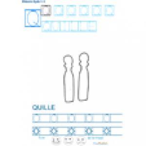 Imprimer la fiche graphisme sur Q de QUILLE