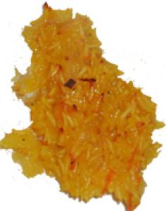 riz à l'orange