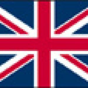 union Jack Drapeau du Royaume-Uni de Grande Bretagne et d'Irlande du nord