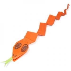 serpent origami