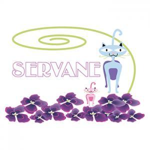 prénom servane