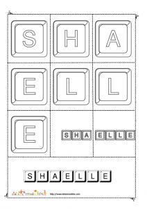 shaelle keystone
