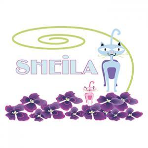 prénom sheila
