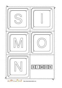 simon keystone