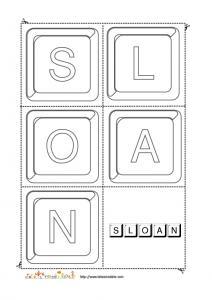 sloan keystone