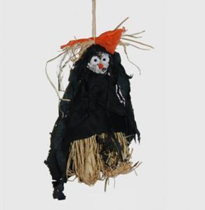 sorcière à suspendre