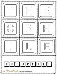 theophile keystone