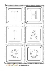 thiago keystone