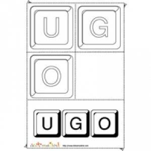 Prénoms commençant par la lettre U