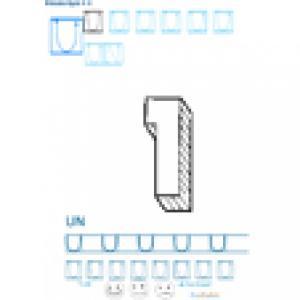 Imprimer la fiche graphisme sur le U et un