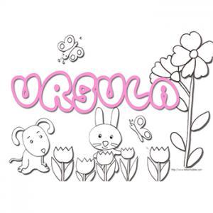 prénom ursula