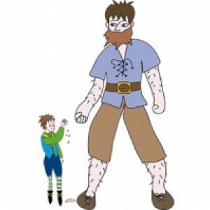 Le petit tailleur et le géant