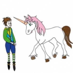 Le petit tailleur et la licorne