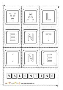 valentine keystone