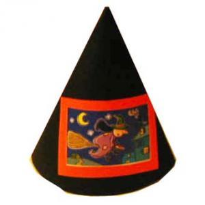 chapeau d'halloween