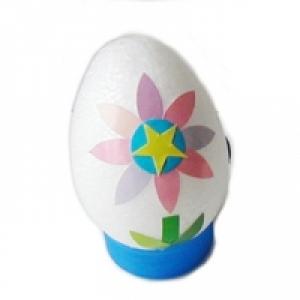 Exemple d'Oeuf de Pâques décoré