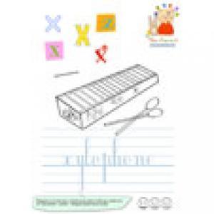 x de xylophone imagier minuscules