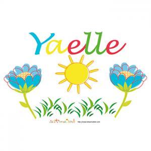 prénom Yaelle