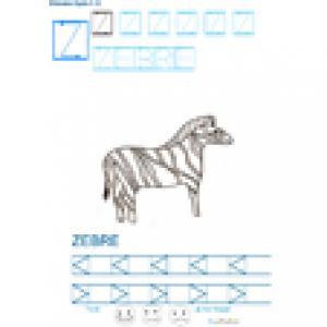 Imprimer la fiche graphisme sur Z de ZEBRE