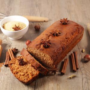Imprimer la recette du pain d'épices natures. Imprimez la recette pour pouvoir faire du pain d'épices