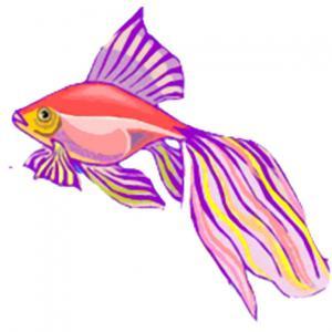 Imprimer le poisson d'avril à découper 16 Un poisson à découper pour le 1er avril