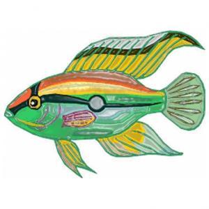 Imprimer le poisson d'avril à découper 11 Un poisson à découper pour le 1er avril