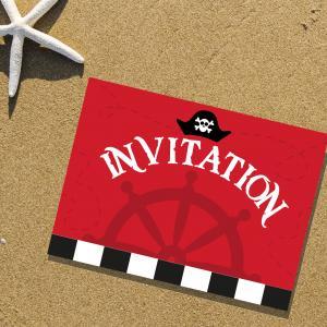 Imprimer gratuitement une enveloppe afin de pouvoir envoyer les invitations pour inviter tous les petits moussaillons au plus grand anniversaire de pirate de tout les temps !