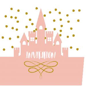 Imprimez gratuitement une invitation pour un anniversaire de princesse. Ces très jolies invitation seront parfaite afin de prévenir les autres enfants quand et où se déroulera l'anniversaire de votre enfant.
