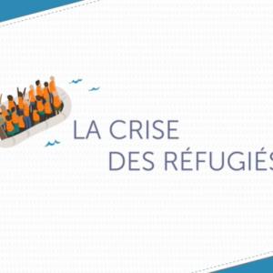 Les explications de francetv éducation sur la crise des réfugiés