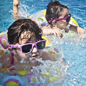 La noyade, le risque de l'été