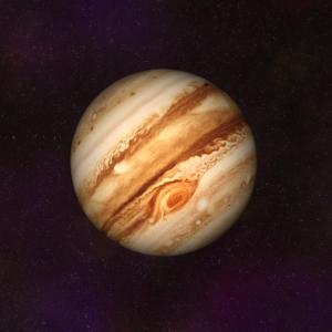 Jupiter est la plus grande planète du Système solaire. Elle est plus de onze fois plus grosse que la Terre. En fait cette planète est si grande qu'elle pourrait contenir toutes les autres planètes du syst&eg