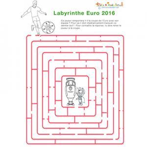 Labyrinthe Euro 2016