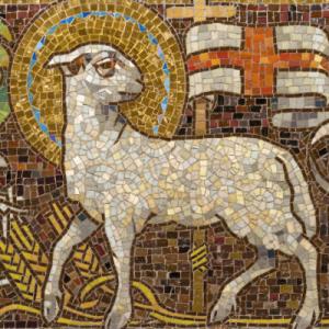 Dans la religion chrétienne comme dans la religion juive, l'agneau à une place très importante et symbolique. Pâques - symbolique de l'agneau dans les fêtes de Pâques. Dans la religion juive,