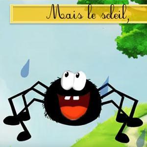 Paroles de la chanson l'araignée Gipsy à écouter et paroles à imprimer